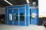Quarto da pintura do Downdraft da cabine de pulverizador do certificado do Ce para a venda