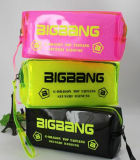 2016 buntes Zipper PVC Makeup Bag für Ladys