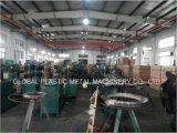 Tubo acanalado del metal flexible del acero inoxidable que hace la máquina