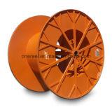 Bobine aumentate del tamburo per cavi del filo di acciaio