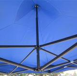 鉄骨フレーム3X4.5mの折る庭の望楼のテント