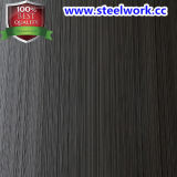 PPGIはPrepainted木の穀物パターン鋼鉄コイル(CC-15)を