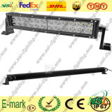 3PCS*24W DEL hors de Road Light Bar, 19inch DEL Curved Light Bar, éclairage LED Bar de Creee
