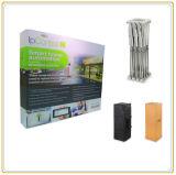 Elegantes Portable Stretch Fabric Pop oben Display Stand (10ft gerade)