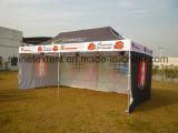 Piegare schiocca in su si leva in piedi in su il formato 3X6 della tenda con la parete