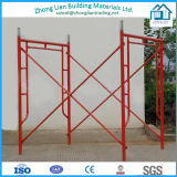 건축 Materials Galvanized 또는 Painted Steel Scaffolding (ZL-S)