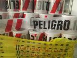 Huincha Peligro 500 Metros PET warnendes Band (CC-WT001)