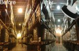 창고 작업장 공장 50W 산업 LED 낮은 만 점화