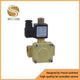 Válvula electromagnética del gas/del agua