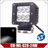 "3.2 "" 24W 소형 크리 사람 일 램프, 차 또는 자동차 부속용품 (CH-WL-028-24W)"