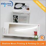 Белая коробка Kraft бумажная с окном (QYZ087)