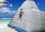 parede de escalada inflável de 4.2m para o parque da água