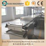 Machine Één van het Voedsel van de Snack van Ce de Ontsproten Servo Gedreven Depositeur van Chocoladeschilfers