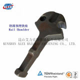 Form Iron Weld Shoulder für Rail Fastening