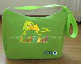 Le sac d'emballage réglable de toile d'épaule de mode peut des logos d'impression