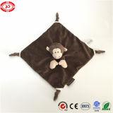 아기 배려 원숭이 귀여운 안전한 세륨 연약한 세척 담요