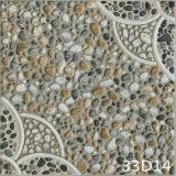 庭(300X300mm)のための新しいデザイン3Dデジタル石造りの床タイル
