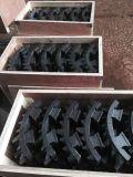 Roulis de dent de pièces d'acier de qualité pour le broyeur de roulis