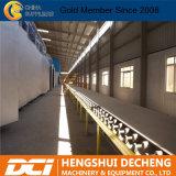 Linha de produção da placa de gipsita com capacidade anual 5 milhão/ano