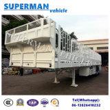 Общего назначения трактора 40FT грузового помещения трейлер тележки Semi