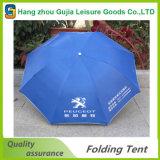 Компактный складывая зонтик подарка Анти--UV солнечный ненастный