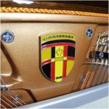 Немецкий рояль H-5 Harrodser черный Polished чистосердечный