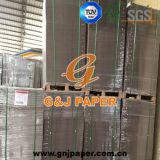 Tarjeta gris del buen precio hecha para el rectángulo o el cartón