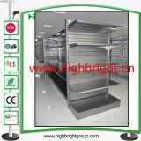Supermarkt-Geräte kundenspezifische Gemischtwarenladen-Bildschirmanzeige-Gondel