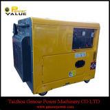 좋은 Price Silent Diesel Generator 6.5kVA Generator