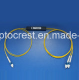1X2 1 99 2/98 de acoplador de Fbt da única modalidade da fibra óptica