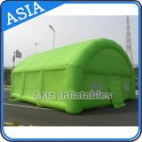 Sale 중국을%s Outdoor Tent를 위한 큰 Green Inflatable Tennis Tent