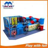 De Commerciële BinnenSpeelplaats van kinderen, de BinnenApparatuur van de Speelplaats voor Verkoop