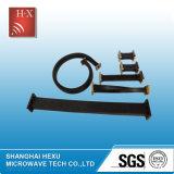câble de câble de bande de 50cm Wr75 Ku de micro-onde de Hexu