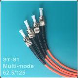 Koord van het Flard van Multi-Mode Vezel van PC st-St het Optische