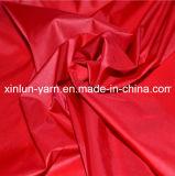 Tela de nylon da pétala do tafetá do poliéster para panos de tabela /Garment