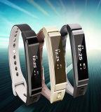 Pulsera elegante con el Wristband impermeable del deporte del receptor de cabeza sin hilos de Bluetooth