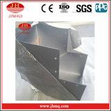 Pared de cortina de aluminio del edificio exterior (JH183)