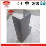 Parete grigia scura della protezione d'angolo della costruzione (JH181)