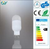 Lampe approuvée d'ampoule de RoHS 6000k G9 2W LED de la CE