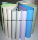 Tissu enduit de PVC côté imperméable à l'eau en gros de Ripstop de double