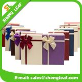 Напечатанная коробка изготовленный на заказ логоса Kraft бумажная для подарка промотирования (SLF-PB006)
