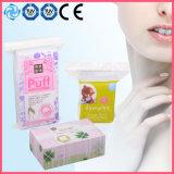 Ce&ISO9001/FDA/BSCI를 가진 얼굴 정화 면 패드