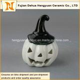 Mini zucca di ceramica della decorazione di Hallowmas