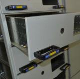 Apparecchiatura elettrica di comando placcata di bassa tensione dell'apparecchiatura elettrica di comando del metallo