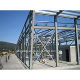 Edificio del almacén/de la fábrica de la estructura de acero