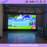 Publicidad Alquiler de interior Panel LED para visualización en pantalla (P3, P6)