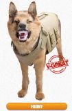 Veste à prova de balas militar/veste balística para o cão (K9)