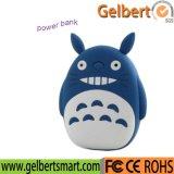 Banco universal da potência do USB do Portable novo de Totoro dos desenhos animados