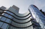 Stahlkonstruktion-Glaszwischenwand-System Entwurf