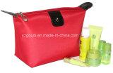 Petit sac rose de produit de beauté de lavage d'articles de toilette de voyage de mode de dames